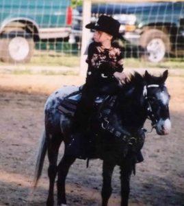 Allison & Cody The Pony